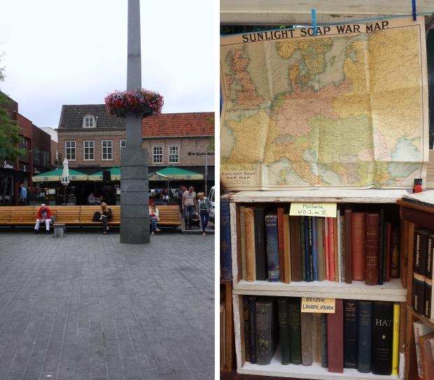 Boekenmarkt Dordrecht lezende mensen