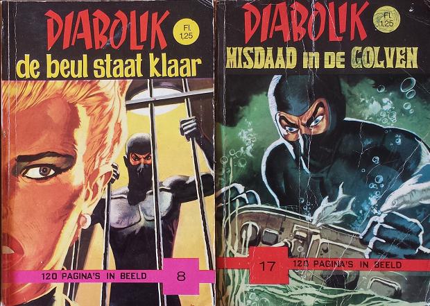 Diabolik-superstrip-vintage-De-beul-staat-klaar go with the vlo