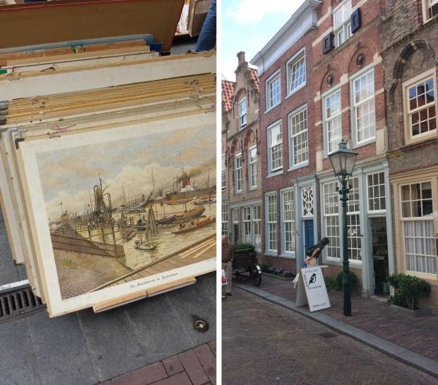 Dordrecht boekenmarkt schoolplaten 2