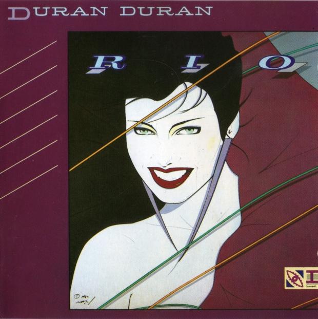 Duran Duran Rio albumhoes