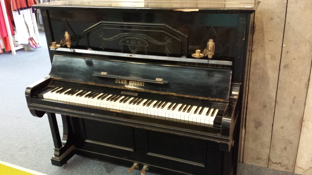 Kringloop Het Goed Schiedam piano