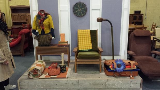 Kringloop het Goed Schiedam meubels
