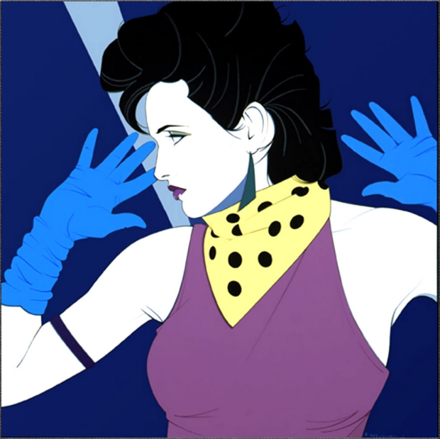 Patrick Nagel eighties