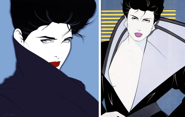 Patrick Nagel powerbitches