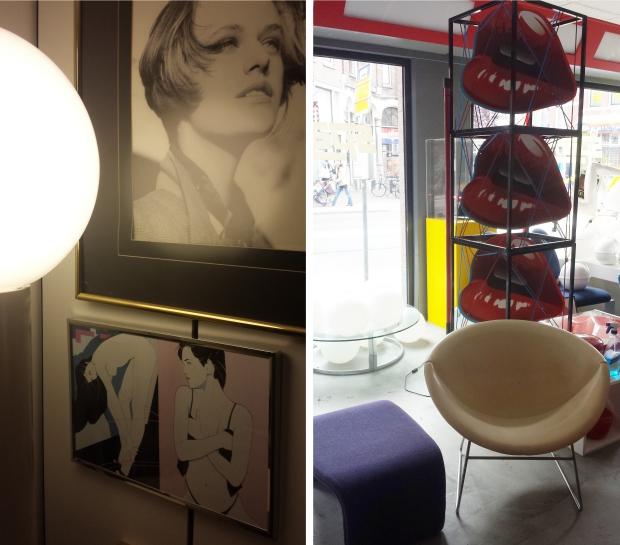 Spam Rotterdam vintage design eighties