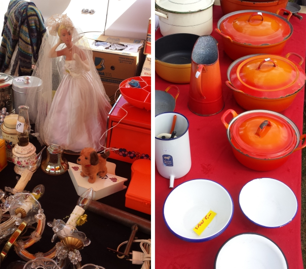 Zierikzee rommelmarkt pannen pop