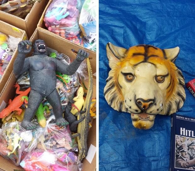 Zierikzee rommelmarkt tijger