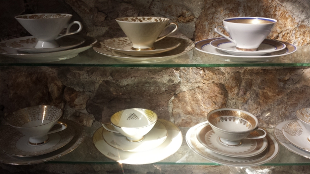 Ayvalik Turkije antiek serviesgoed