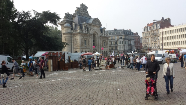 Braderie de Lille Porte de Paris