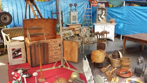 Braderie de Lille meubels en kasten
