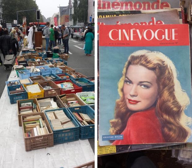 Braderie de Lille vintage tijdschriften