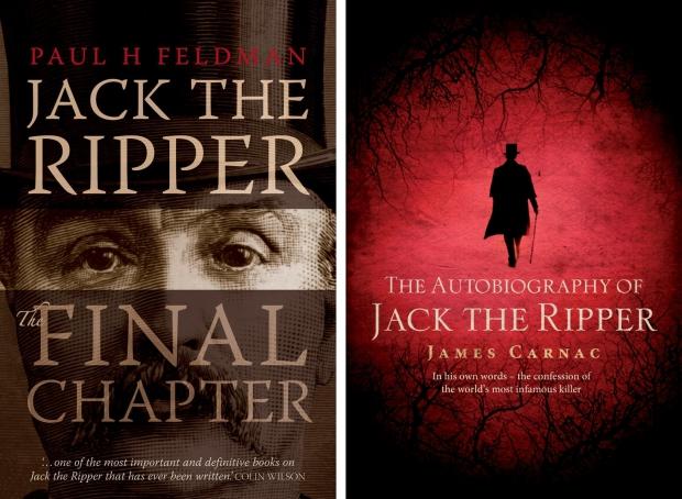 Jack the Ripper boeken