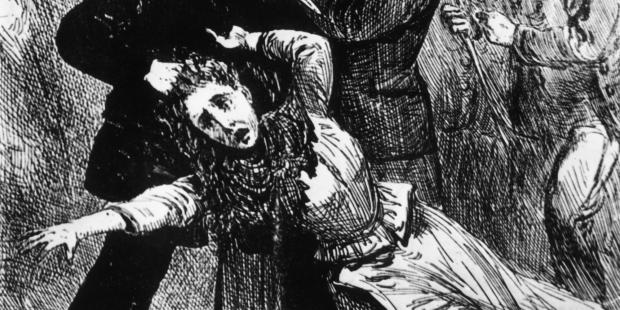 Jack the Ripper sjaal