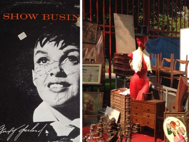 Judy Garland Braderie de Lille
