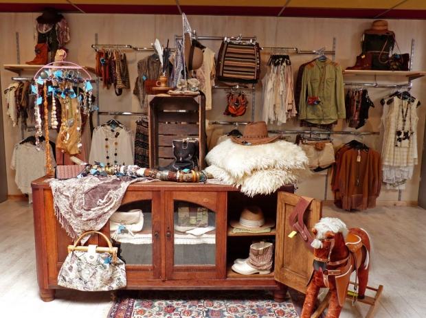 Kringloopwinkel Breda boho kleding