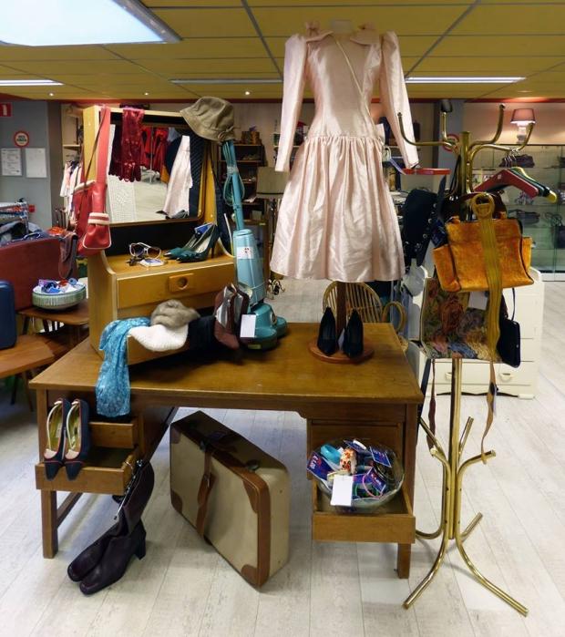 Kringloopwinkel Vindingrijk Breda jurk