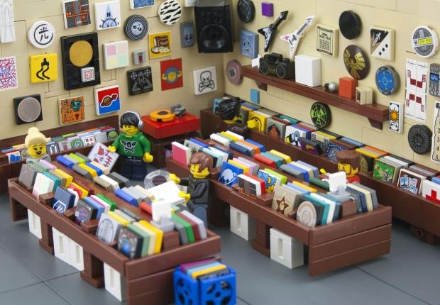 Legoland elpees