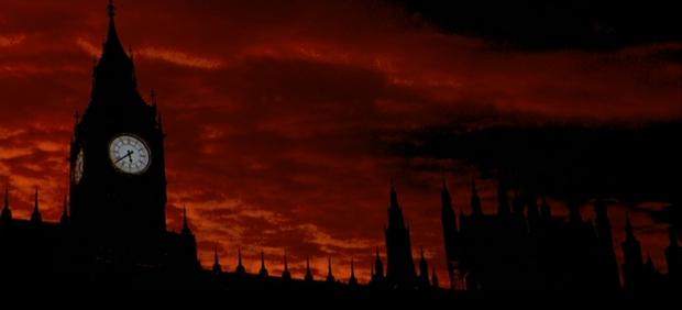 Londen Jack the Ripper bloederig
