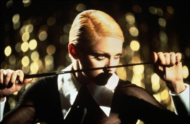 Madonna Erotica video meesteres