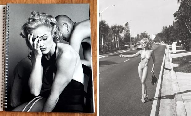 Madonna moe-side