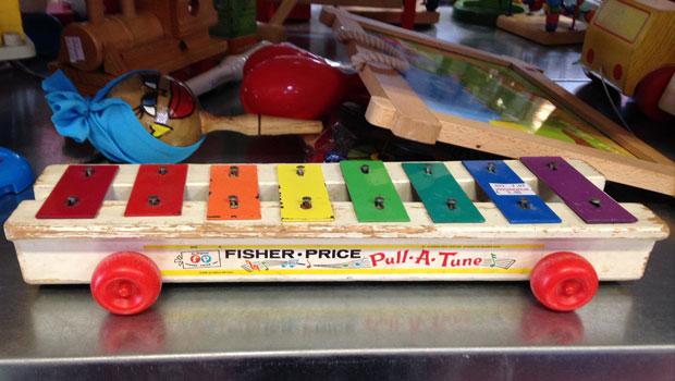Vindingrijk-xylofoon