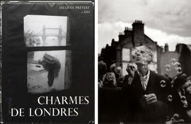 Fotograaf Izis Londen fotoboek