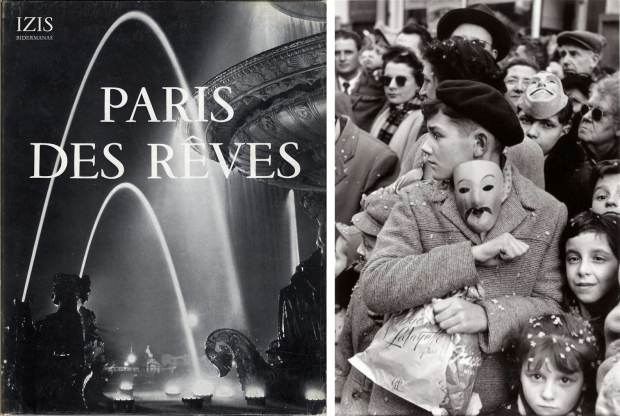 Fotograaf Izis Parijs
