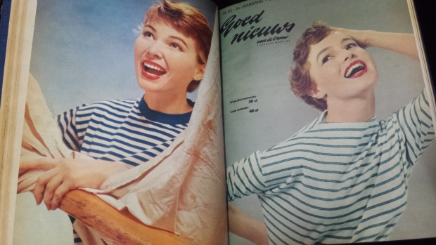 Goed nieuws retro tijdschriften