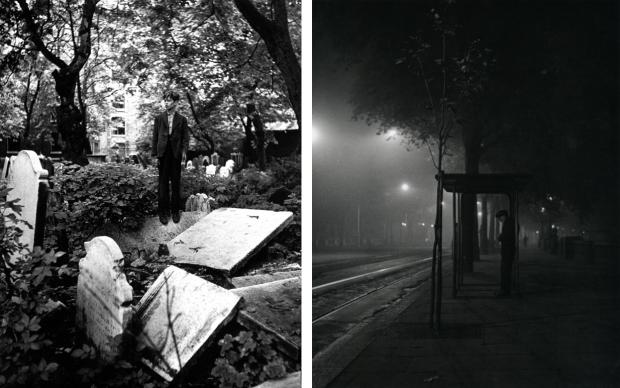 Izis Londen begraafplaats bushalte