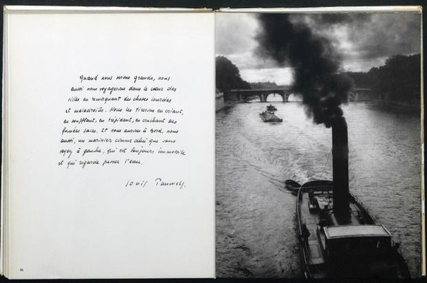 Izis Seine rook