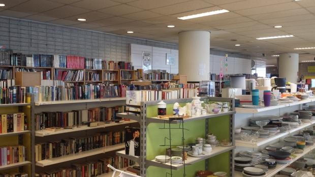 Kringloop Den Haag boeken