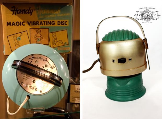 Alien vibrators