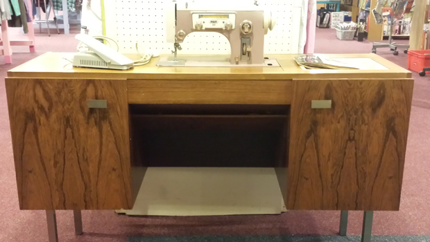 Alkmaar-naaimachine