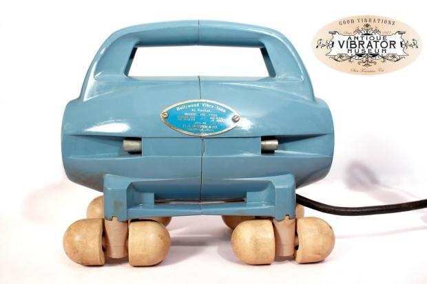 Antieke vibrator grappig
