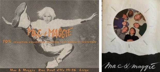 Mac & Maggie fun