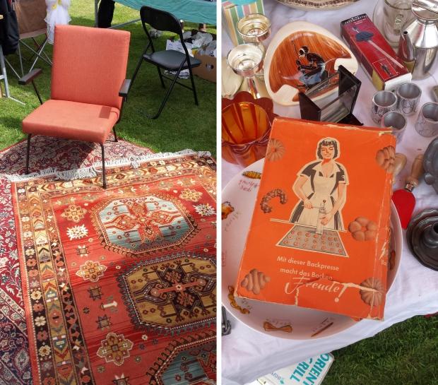 Rommelmarkt Vlaardingen meubels