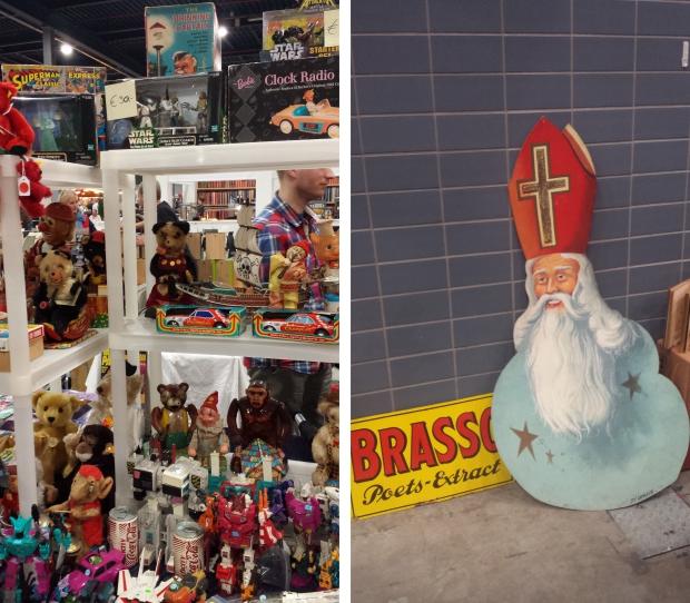 Sinterklaas Verzamelaarsjaarbeurs