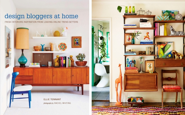 Design bloggers at home cover plus interieur