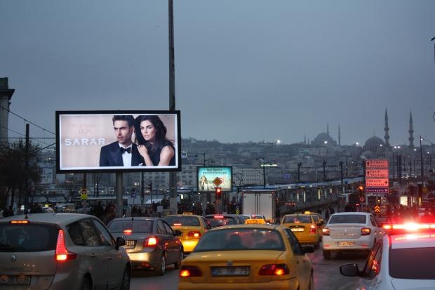 Istanbul skyline 2