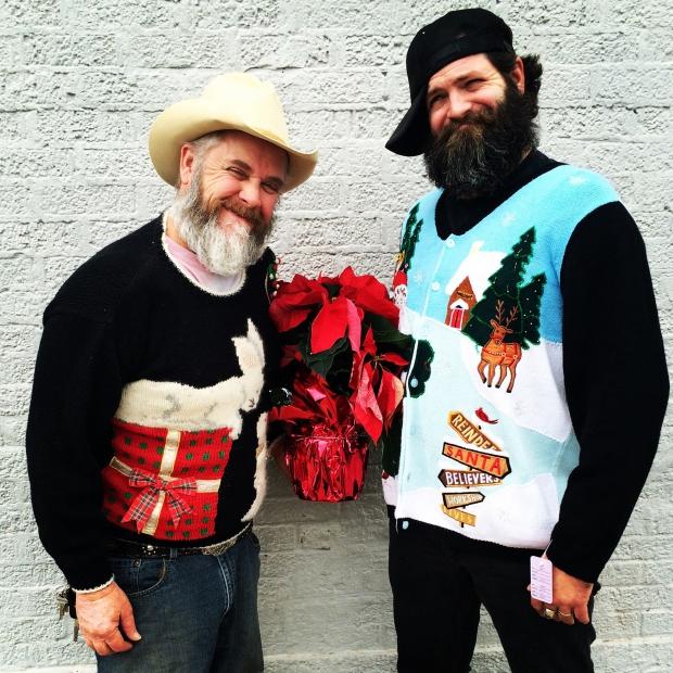 Lelijke Kersttrui Kopen.Kerstboom Op Je Buik Go With The Vlo