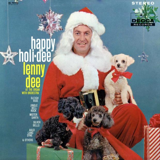 Lenny Dee kerstplaat