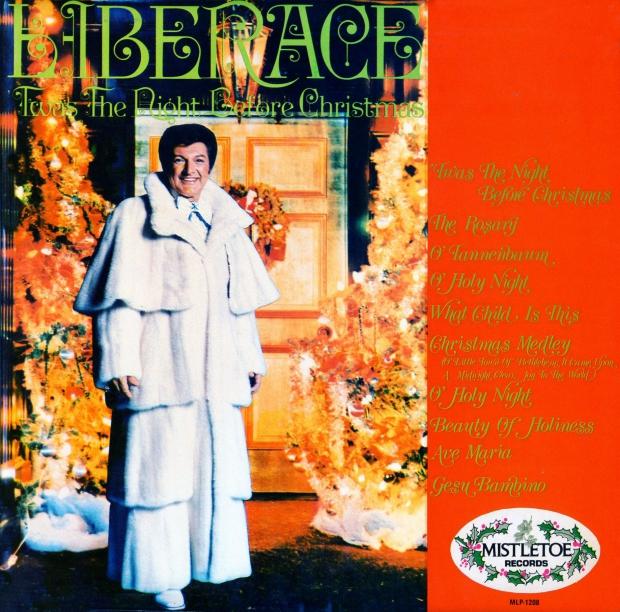 Liberace kerstplaat