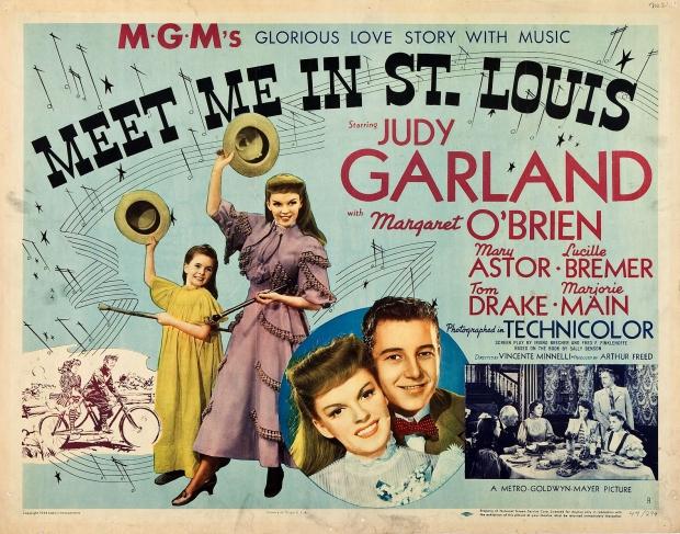Meet me in St. Louis Garland kerstfilm