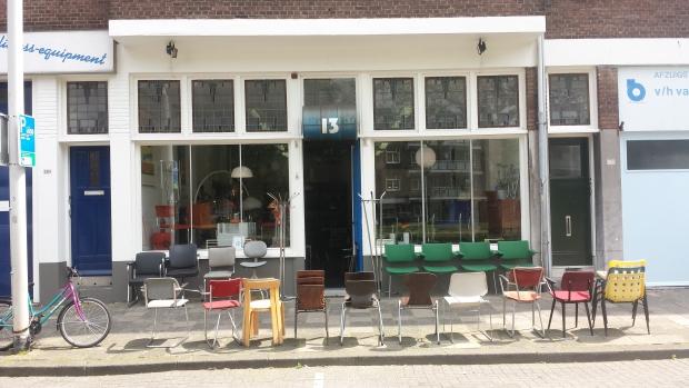 Nummer 13 Rotterdam facade 2