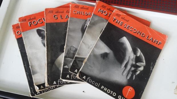Nummer 13 Rotterdam retro bladen