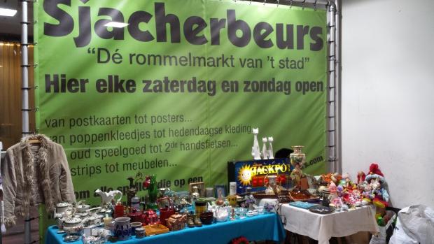 Sjacherbeurs Antwerpen