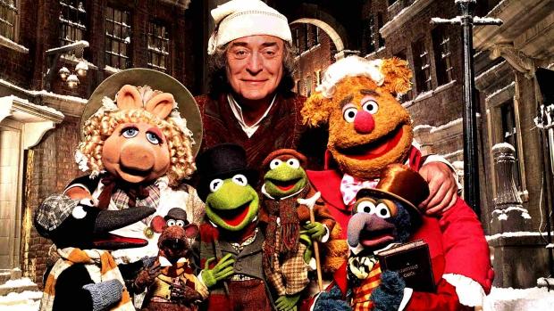 The Muppet Christmas Carol kerstfilm