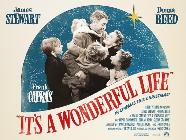 It's a wonderful life kerstfilm