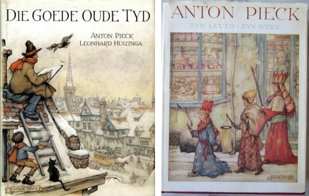 Anton Pieck boeken