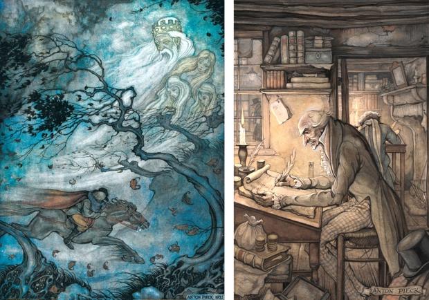 Anton Pieck fantasie